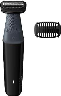 Philips Series 3000 Showerproof Body Groomer with Skin Comfort System - BG3010/13 - International Version