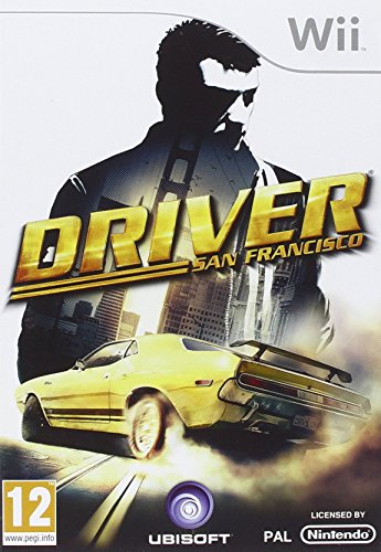 Driver San Francisco (Wii) [Importación inglesa]