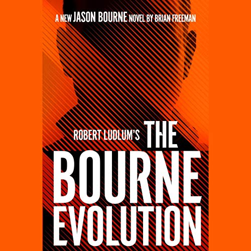 Couverture de Robert Ludlum's The Bourne Evolution