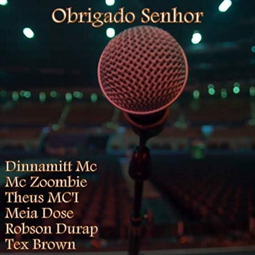 Dinnamitt Mc feat. Mc Zoombie, Theus MC'I, Meia Dose, Robson Durap & Tex Brown