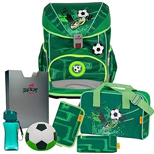 DerDieDas GREEN GOAL Soccer Bild