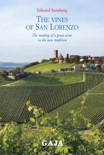 The vines of San Lorenzo (English Edition)
