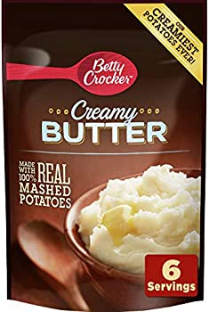 7-Pack Betty Crocker Homestyle Creamy Butter Potatoes, 4.7 oz