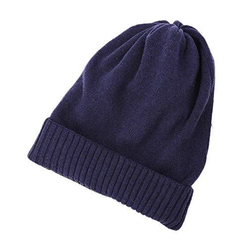 ZHANG HUA-tafellamp Z-H hoed en fluweel voor heren, warm, winter, met paard, gehaakt, gebreide muts van wol Freddda