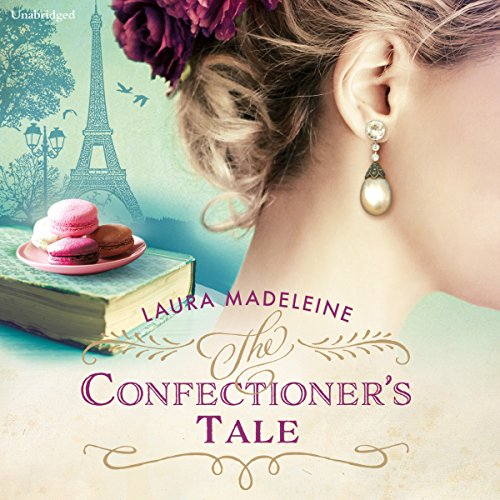 The Confectioner's Tale audiobook cover art