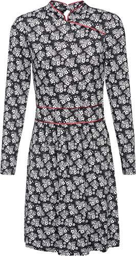 Vive Maria Sweet China Girl Kleid schwarz, Größe:S