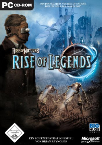 Rise of Nations - Rise of Legends [Importación Alemana]