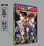 EXO - [The War:The Power Of Music] 4th Repackage Korean VER CD+Graphic novel comics+Character cards+Double cards+Group card+Manual+Random card+Poster K-POP Sealed