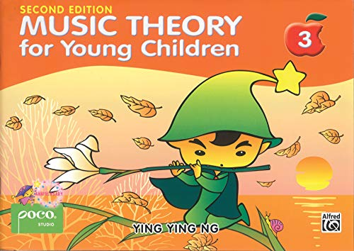 Music Theory for Young Children Book 3 (Poco Studio's Music)