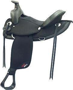 Abetta Arab Saddle for Trail Riding