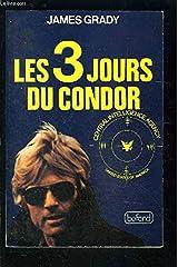 Les 3 jours du condor Paperback