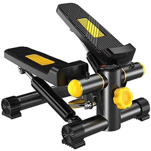 2 en 1 Mini Stepper Fitness,Stepper 2 Peldaños,con Cuerda Entrenamiento y...