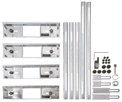 PORTER-CABLE Door Hinge Template Kit (59381)