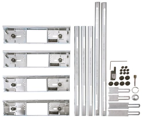 PORTER-CABLE Door Hinge Template Kit (59381)