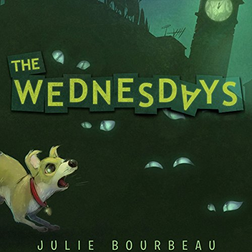 The Wednesdays audiobook cover art
