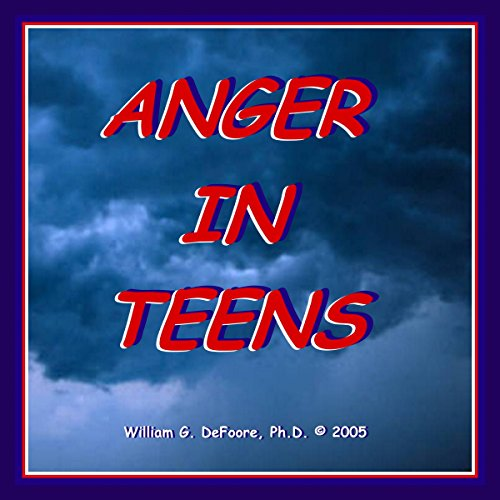 Anger In Teens audiobook cover art