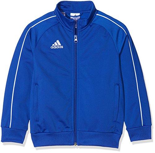 adidas CORE18 PES JKTY, Blau(Blau (Bold Blue/White)), 116