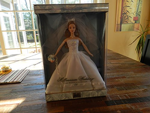 2000 Millennium Bride Barbie by Mattel