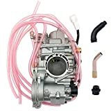 Triumilynn Carburetor for Yamaha YFZ450 YFZ 450 2004-2009 Honda CRF450R CRF450X Husqvarna TC450 TE450 Suzuki RMZ450 Kawasaki KX450F 2006-2009 KLX450R 2008-2009