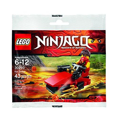 LEGO Ninjago 30293: Kai Drifter Polybag