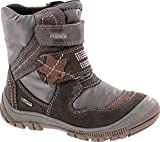 Primigi Girls 8173 Gore Tex Waterproof Winter Fashion Boots,Grey Atracite,27