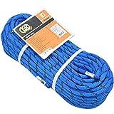 Desconocido Kong Forza 11, Cuerda semiestática, Azul/Negro, 100 m
