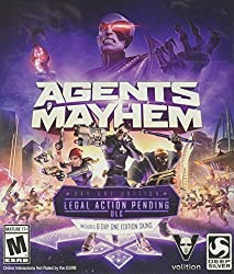 Pick your squad of 3 highly skilled and iconic characters from a roster of 12 uniquely designed MAYHEM agents, brimming with personality Play as any of the 3 Super Agents you select to take into battle, and swap between them on the fly for greater ga...