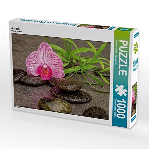 CALVENDO Puzzle Auszeit 1000 Teile Lege-Größe 64 x 48 cm Foto-Puzzle Bild von HeschFoto