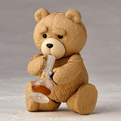 Anime-Statue-Modellfilm Ted 2 Actionfigur Teddybär Figur Modell Spielzeug 10Cm