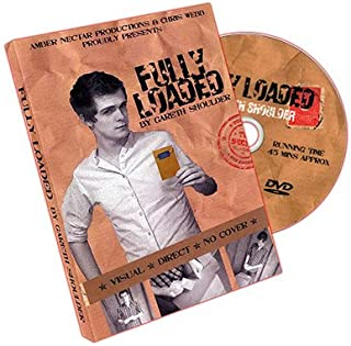 Fully Loaded (DVD and Props) by Gareth Shoulder - DVD by Chris Webb