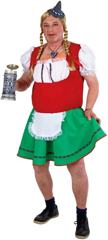 Adult Costume Mens Dirndl  Liesl   size (german specification) 56 58