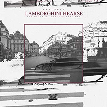 Lamborghini Hearse