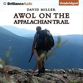 AWOL on the Appalachian Trail audiobook cover art