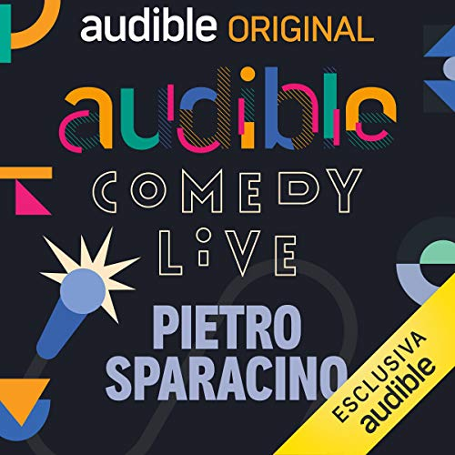 Audible Comedy LIVE #10 cover art