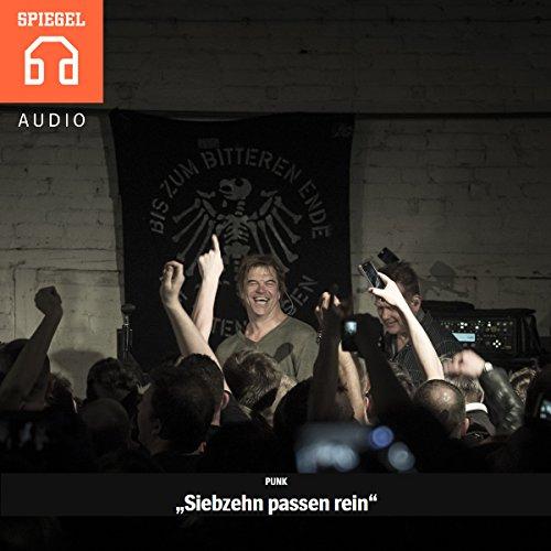 """""""Siebzehn passen rein"""" audiobook cover art"""