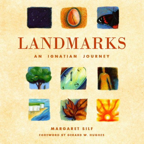 Landmarks audiobook cover art