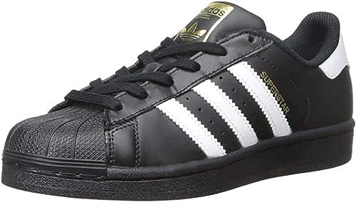 Adidas Originals Superstar Baskets élastiques pour enfant, Noir ...