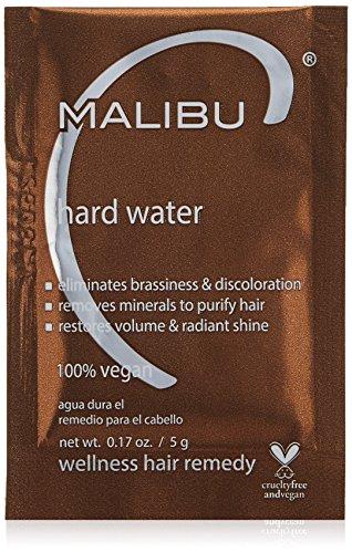 Malibu C Hard Water Wellness Hair Remedy, 0.17 oz