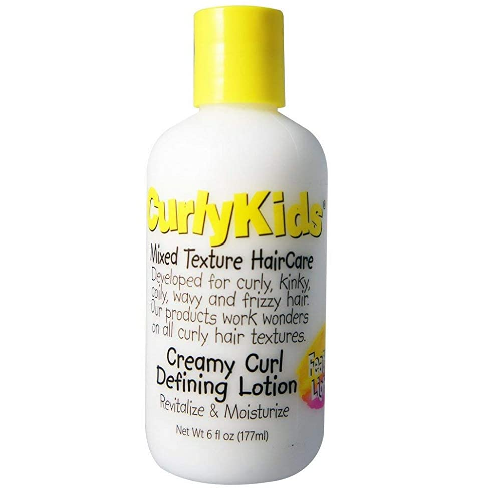 Curly Kids Curl Defining Lotion, 6 oz (Pack of 3)