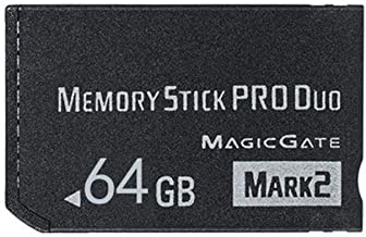 $33 » Sponsored Ad - Original 64GB Memory Stick pro Duo 64GB (mark2) PSP1000 2000 3000