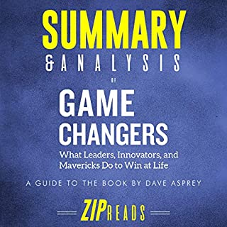 Game Changers (Audiobook) by Dave Asprey | Audible com