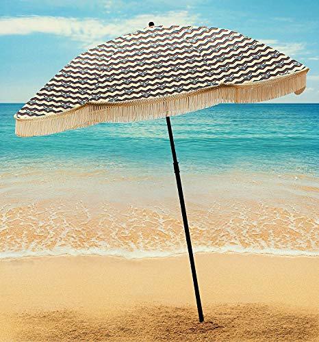 Beach Umbrella, Legion with...