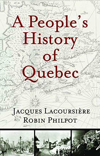 A People's History of Quebec PDF Books