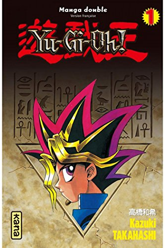 Yu-Gi-Oh ! - Intégrale 1: Volume 1 & 2