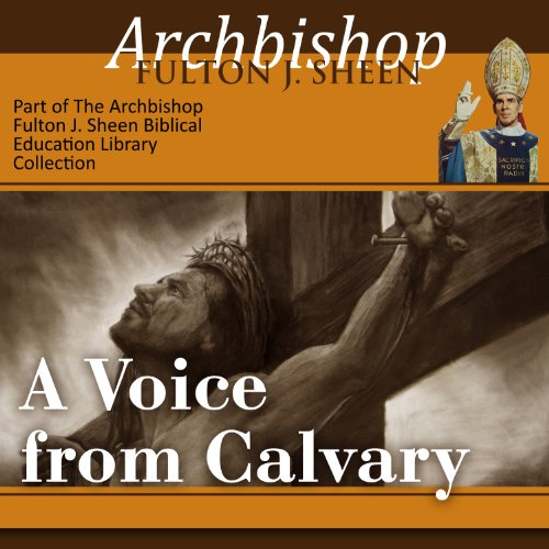 A Voice from Calvary audiobook cover art
