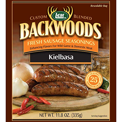 LEM Backwoods Kielbasa Fresh Sausage Seasoning