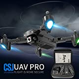 Docooler CSJ S166GPS Drone with Camera 1080P Follow me Auto Return Home WiFi