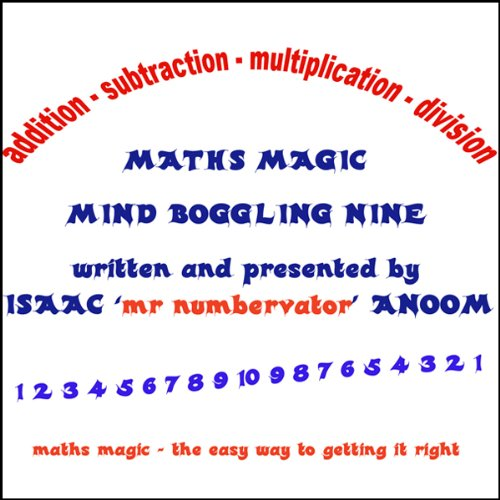 Maths Magic cover art