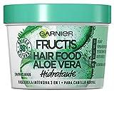 Fructis MASC.Hair Food 390 ALO, Negro, Estandar...
