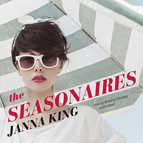 The Seasonaires audiobook cover art